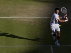 Whatever time Novak Djokovic or other players take to the court at Wimbledon, NBC and ESPN2 will decide what is seen live and what goes to tape delay.