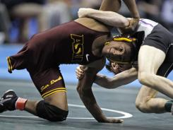 Arizona State wrestler Anthony Robles will be honored with the Jimmy V Award for Perseverance at the 2011 ESPY Awards.