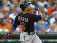 Carlos Beltran hit one of the Mets' two grand slams in their 14-3 win over the Tigers on Tuesday. Beltran and Jason Bay hit the team's first grand slams in nearly two years.