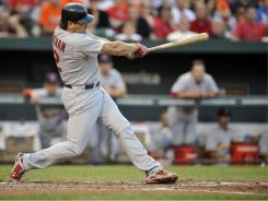 Cardinals designated hitter Lance Berkman had his 29th career multi-home run game Thursday against the Orioles.