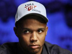 Phil Ivey, one of poker's biggest superstars, says he's skipping the World Series of Poker because he's disappointed and embarrassed that his sponsor, Full Tilt Poker, hasn't paid back player deposits after pulling out of the U.S. market.