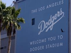 Some part-time staffers for the Dodgers had their paychecks bounce due to the team's bankruptcy filing.