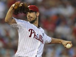 Cliff Lee has thrown three straight complete games.