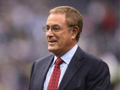 Al Michaels will announce his first baseball game since 1995 on Friday on MLB Network. He's teaming with Bob Costas to call the Mets-Giants game.