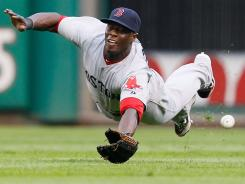 The Boston Red Sox traded three-time Gold Glove winner Mike Cameron to the Florida Marlins on Tuesday. Cameron batted .149 with three home runs and nine RBI in 33 games this season.