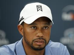 Tiger Woods, still recovering from injuries to his left leg, won't play the British Open this year.