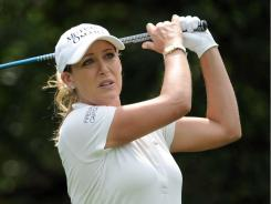 Cristie Kerr, the 2007 U.S. Women's Open champ, says club selection will be a little tricky because of the elevation.