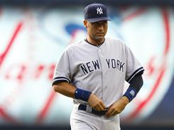 The business of Derek Jeter Inc. when it comes to selling T-shirts, hats and other souvenirs has always been good. But it grew into a cottage industry this summer as the New York Yankees shortstop closes in on 3,000 hits.
