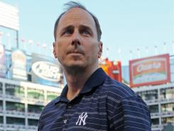 General manager Brian Cashman has been the driving force behind most of the Yankees' moves, especially after George Steinbrenner gave him more power to make decisions in 2008. However, when asked about his future, Cashman says,  ''I'm not afraid to go somewhere else.''
