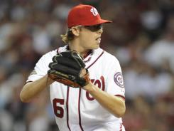 Tyler Clippard threw only three pitches but became the second Nationals pitcher in a row to win the All-Star Game.