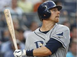 Tampa Bay Rays second baseman Ben Zobrist  should continue to score runs at a good rate because of his .359 on-base percentage.