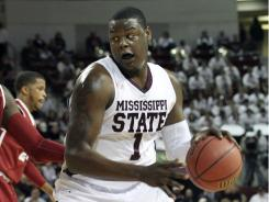 Renardo Sidney is excited for a fresh start this season for Mississippi State.
