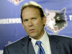 The Minnesota Timberwolves tied their franchise low with 15 victories during Kurt Rambis' first seaon in 2009-10. Rambis went 17-65 this past season.