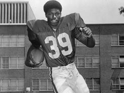 Sam Cunningham had a memorable career at Southern California, including leading the Trojans to a national title in 1972.