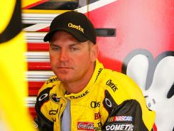 Clint Bowyer slipped to 12th in the Sprint Cup point standings after a 36th at Daytona two weeks ago and 35th at Kentucky Motor Speedway last week.