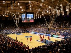 One family is now in a lawsuit over the ownership of season tickets to Duke basketball games.