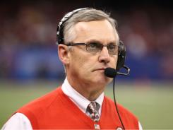 In 2005-06, a job evaluation of ex-Ohio State coach Jim Tressel rated him as 'unacceptable' in self-reporting rules violations.