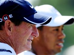 Hank Haney says his former pupil Tiger Woods can still pass Jack Nicklaus.