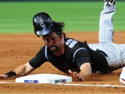 Todd Helton is hitting .309 after a career-low .259 season in 2010.