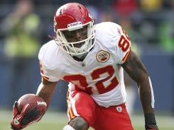 Chiefs receiver Dwayne Bowe scored 13 touchdowns in a span of seven games last season, but he only scored one in the final five weeks of the regular season.