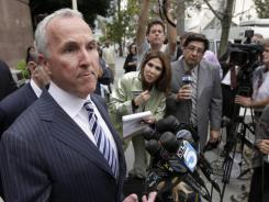 The future of the Dodgers and owner Frank McCourt could be decided in the courtroom.