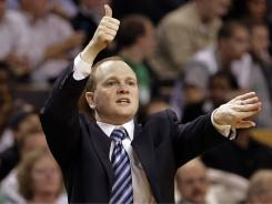 Lawrence Frank was an assistant with the Boston Celtics last season and was head coach of the New Jersey Nets for 6 1/2 seasons.