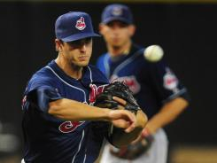 Indians third baseman Lonnie Chisenhall is just one of many getting experience.