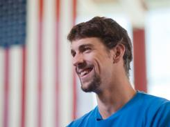 "What motivates Michael Phelps to train for the 2012 Olympics after winning a record eight gold medals in the 2008 Games? ""I want to retire knowing I did everything I could."""