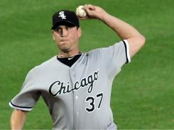 White Sox lefty Matt Thornton could be in the sights for the Cardinals bullpen.