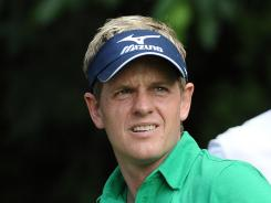 Luke Donald remains No. 1 among the PGA Tour's top players.