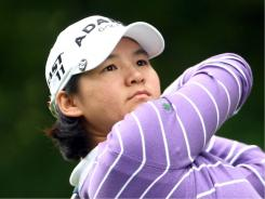 Yani Tseng of Taiwan, who won the LPGA Championship in June, aims to defend her title in the Women's British Open.