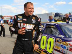 Ryan Newman led a race-high 119 laps July 17 in winning at New Hampshire Motor Speedway, but it was a two-tire pit stop at the end that propelled him to take the checkered flag.