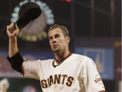 Giants pitcher Ryan Vogelsong is 8-1 after entering 2011 with a 10-22 big-league record.