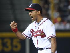 Julio Lugo's controversial run in the 19th inning gave the Braves a win over the Pirates in the longest game (by time) for both franchises.