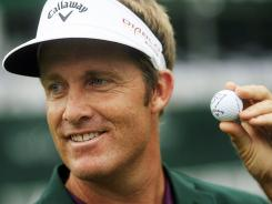 Stuart Appleby scored the fifth 59 in PGA Tour history last year in winning the Greenbrier Classic.