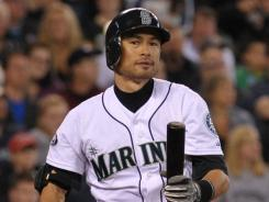 Seattle outfielder Ichiro Suzuki, 37, has yet to win an American League championship with the Mariners.