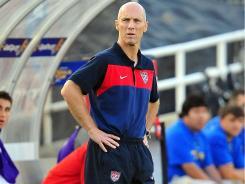 USA men's soccer head coach Bob Bradley has been fired.