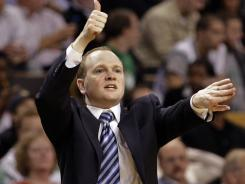 A person with knowledge of the situation said Friday that the Pistons have agreed to a three-year deal with Lawrence Frank to be the new head coach.
