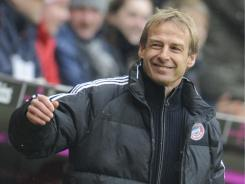 Former Bayern Munich head coach Juergen Klinsmann replaces Bob Bradley, who was fired  as coach of the U.S. national team on Friday.