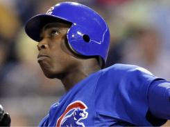 Alfonso Soriano's two home runs helped the Chicago Cubs top the Pittsburgh Pirates 11-6. It was the Pirate's tenth loss in 13 games.