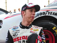 Brad Keselowski fired back on Twitter after Jimmy Spencer's on-air criticism.