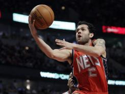 Jordan Farmar averaged 9.6 points and 5.0 assists this past season, his first with the Nets.