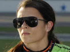 Danica Patrick seeking to improve results on road courses