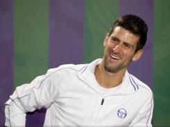 Novak Djokovic returns to the court this week in Montreal, trying to extend his incredible run in 2011.
