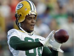 Tight end  Jermichael Finley returns to the world champion Green Bay Packers after missing nearly all oflast season.