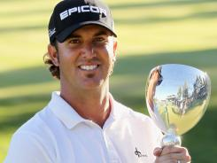 It took Scott Piercy a final putt for par to win the Reno-Tahoe Open on Sunday in Reno, Nevada.
