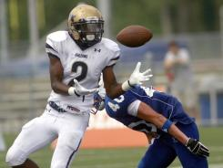Good Counsel receiver Stefon Diggs is rated the No. 2 receiver in the 2012 recruiting class by two scouting services.