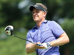 Luke Donald of England remains No. 1 in the rankings.