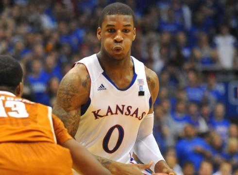 KU's Self on Robinson: 'He needs to be an All-American for us'