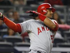 Bobby Abreu and the Angels are the only American League team with a winning record against the Yankees over the last decade.